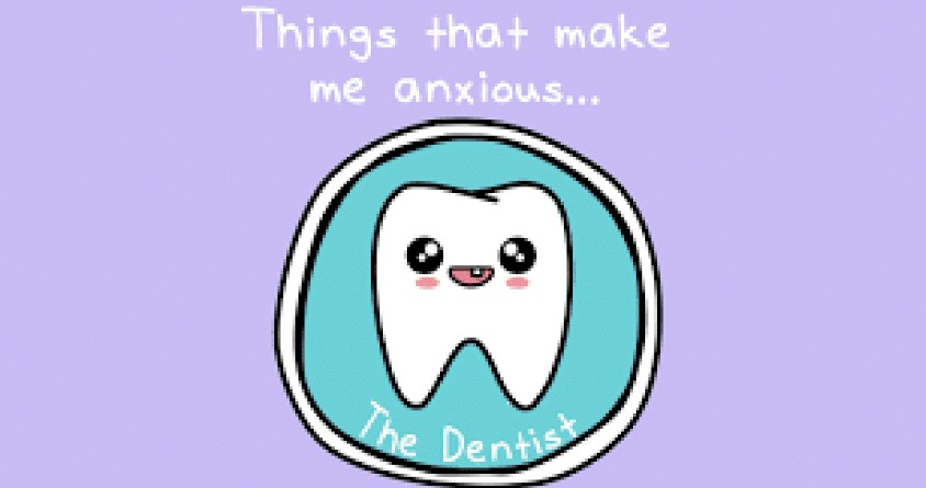 Dental Anxiety. Are you a nervous patient and fear the dentist?