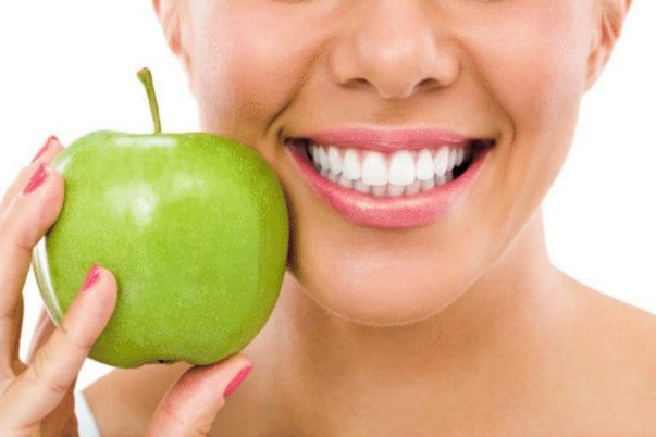 Healthy Nutrients for Healthy Teeth