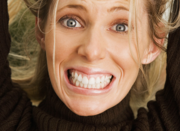 Clenching Grinding Teeth - Bruxism - You need a night-guard!